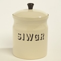 Grannies Siwgr Canister Cream